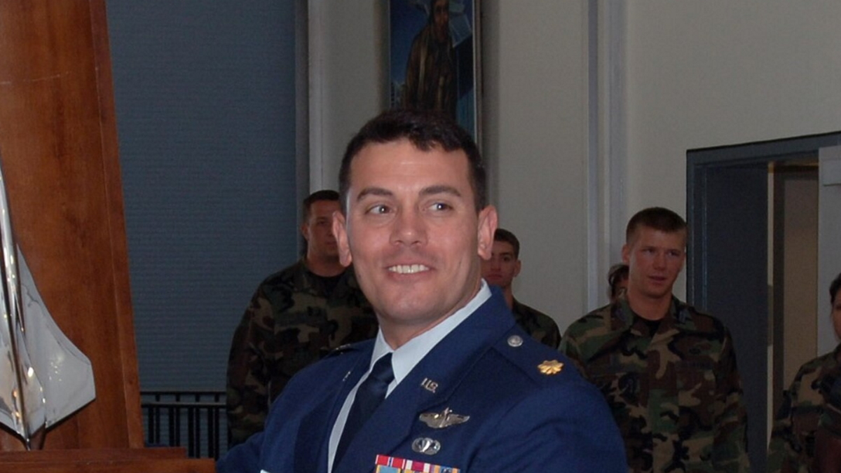 Air Force Colonel Sentenced for Receiving ChildPornography