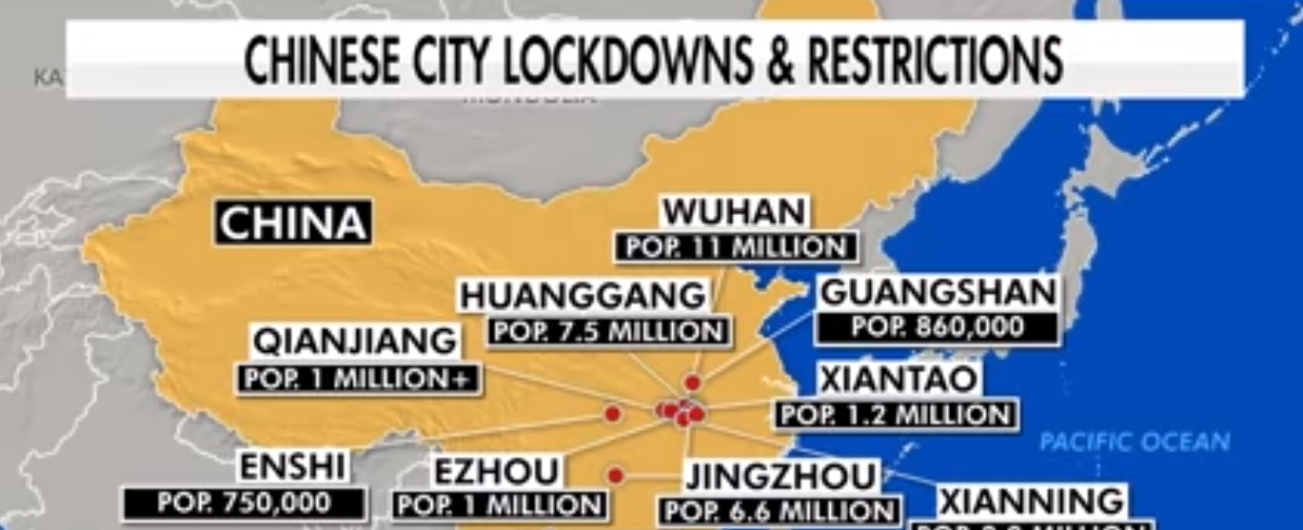 Report: Virus-hit Wuhan has two laboratories linked to Chinese bio-warfareprogram