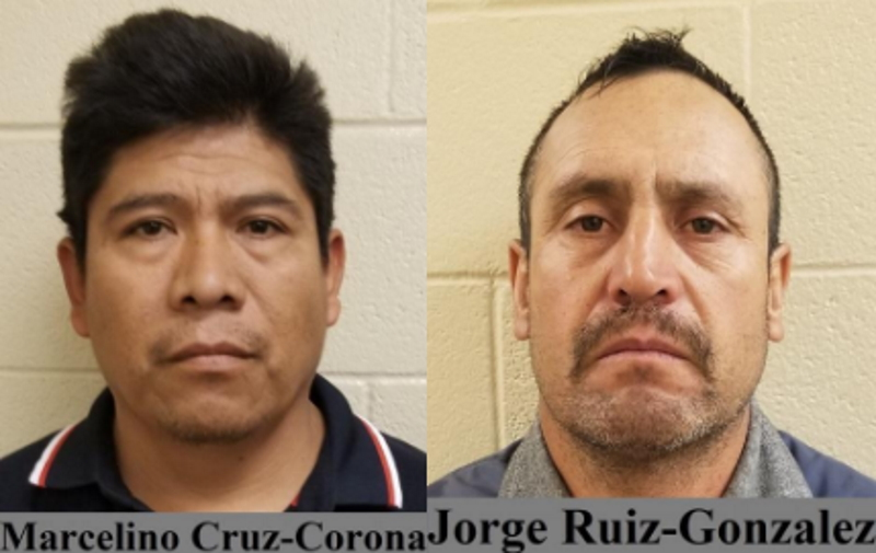US Border Patrol Arrests Two Dangerous Felons