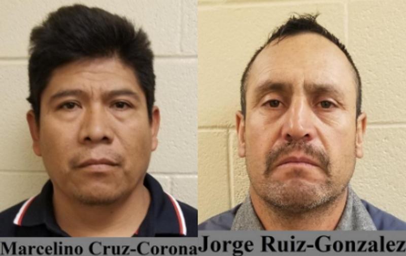 US Border Patrol Arrests Two DangerousFelons