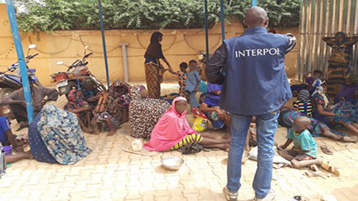 Niger: Police rescue 232 victims of human trafficking