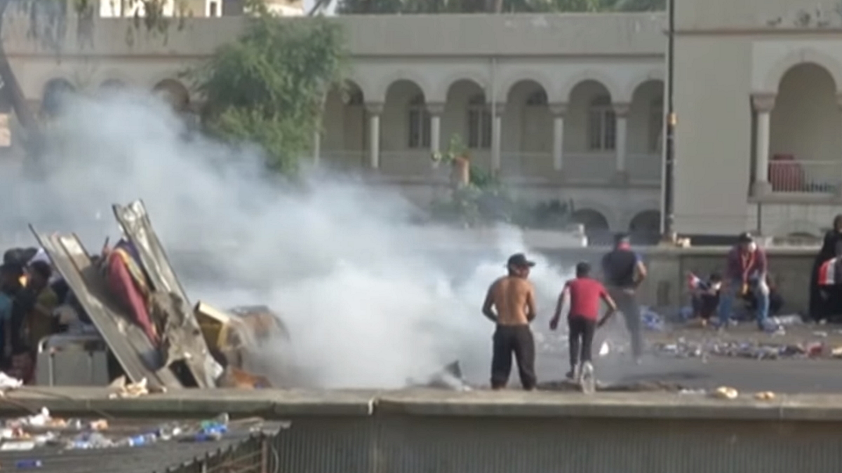 Christian Teenager Killed in IraqProtests