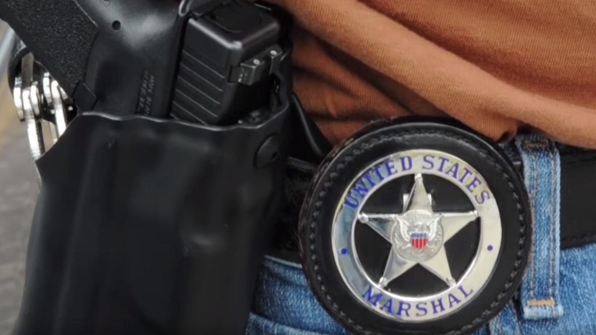 U.S. Marshal's Arrest International Murder Fugitive in Reading,PA