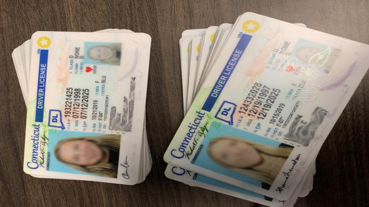 CBP Officers in Louisville Seize Hundreds of Counterfeit IDs
