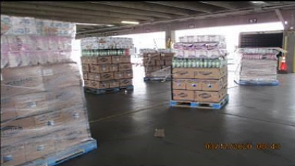 CBP Officers in El Paso Seize Large Shipment of Altered and Prohibited Household CleaningProducts