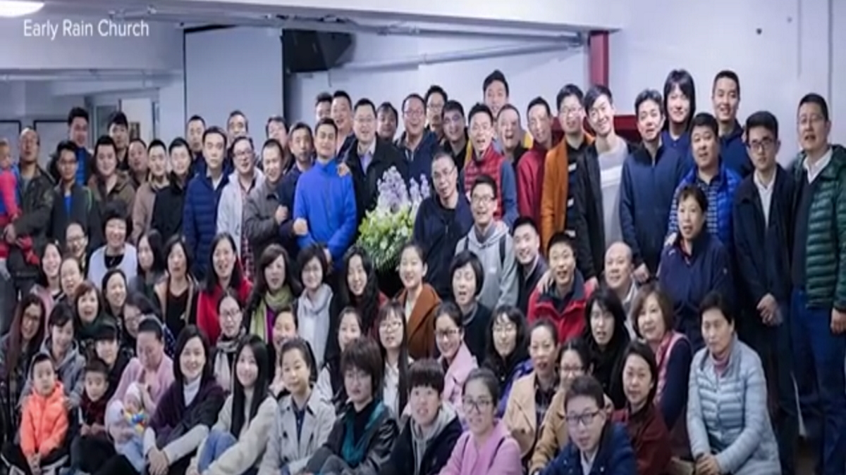 Chinese Sichuan Church Members Detained During Easter Service