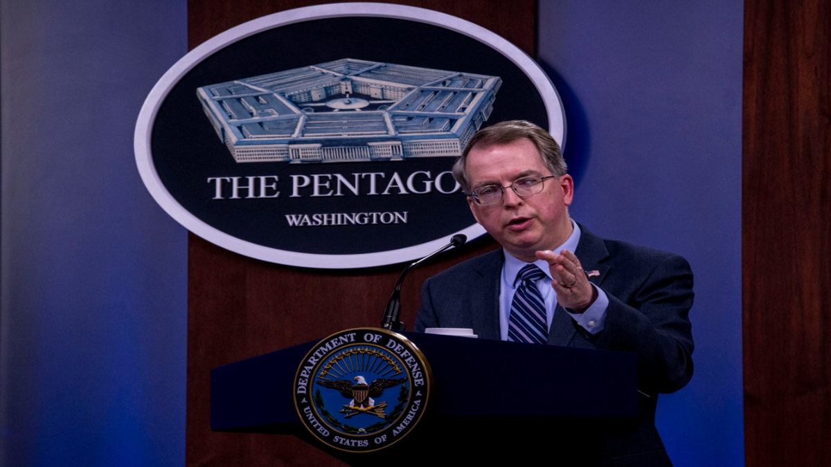 Defense Officials Express Agreement With President's Warning to Iran