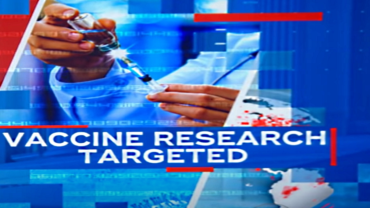 People's Republic of China (PRC) Targeting of COVID-19 ResearchOrganizations