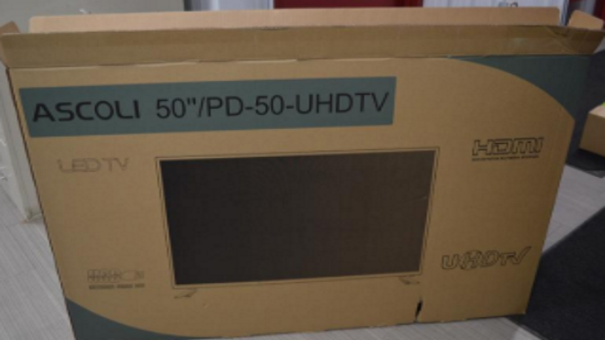 CBP officers seize counterfeit televisions at International Falls Port ofEntry