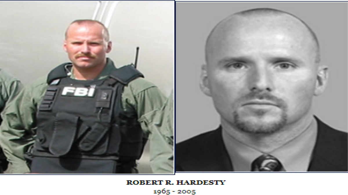 FBI remembers Special Agent Robert R. Hardesty