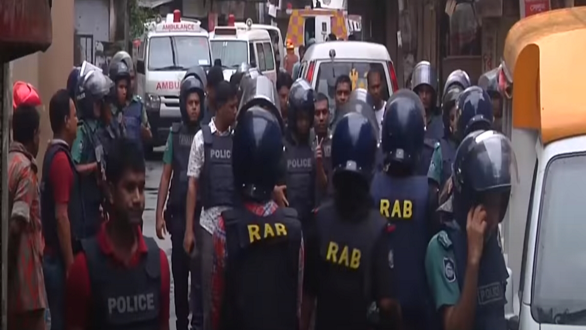 "Bangladesh: ""Security alert over possible militant attack before Eid"""