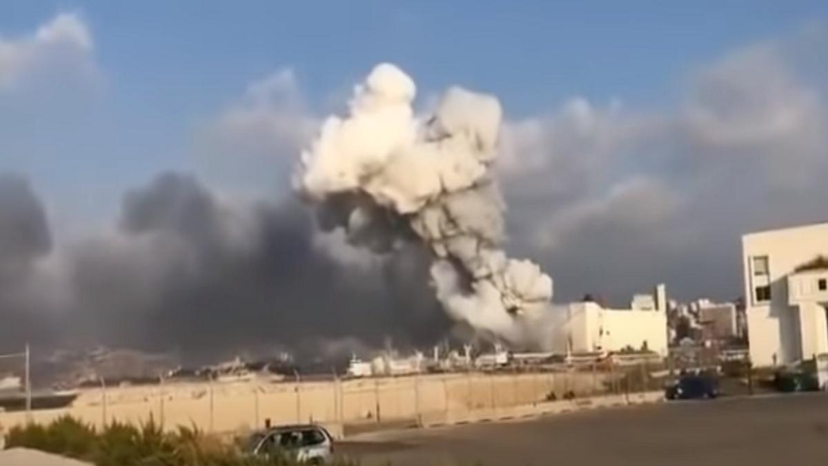ICC: Beirut Explosion Sends Shockwaves ThroughIraq